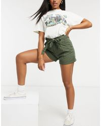 Miss Selfridge Shorts - Green