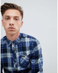 Tokyo Laundry - Checked Shirt - Lyst