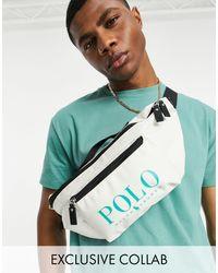 Polo Ralph Lauren X Asos Exclusive Collab Bum Bag - White