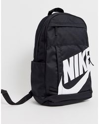 Nike Черный Рюкзак Elemental