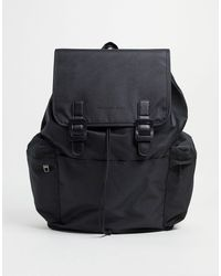 French Connection Rucksack - Black