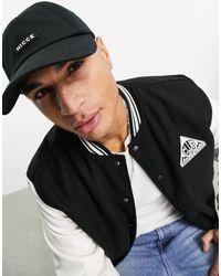 Nicce London Renova Small Logo Cap - Black