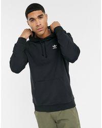 Adidas Originals Men/'s SPORT LUXE FULL ZIP HOODIE Grey AY8103 a