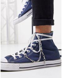 ASOS Shoe Chain - Multicolour