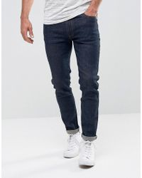 Bellfield - Skinny Jeans In Indigo - Lyst