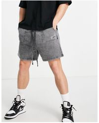 The Couture Club Relaxed Shorts - Black