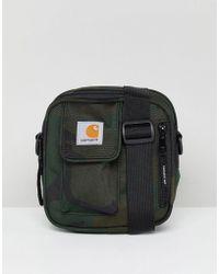db27c901c3f2 Converse Flight Bag In Camo 10005990-a02 in Green for Men - Lyst