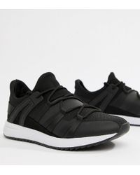 ASOS - Wide Fit Dollar Sneakers - Lyst