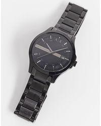 Armani Exchange Ax2104 Hampton - Armbandhorloge - Zwart