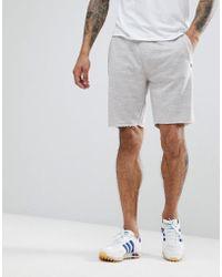 Blend - Jersey Short Shorts - Lyst