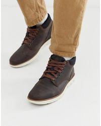 Timberland Bradstreet - Chukka Boots In Bruin