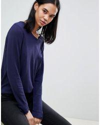 Blend She - Kim Fine Knit Jumper - Lyst