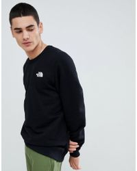 The North Face - Street Fleece Pullover In Black - Lyst