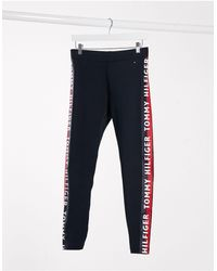 Tommy Hilfiger - Side Logo leggings - Lyst
