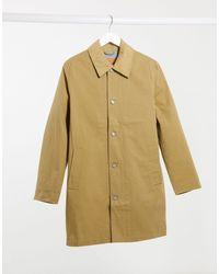 Levi's Long Utility Coat - Brown