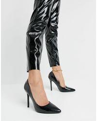 Glamorous Court Shoes - Black