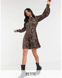 Vero Moda Mini Shirt Dress - Multicolour