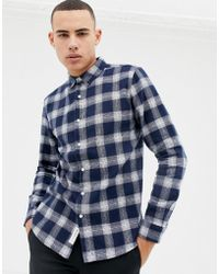 Native Youth - Checked Shirt - Lyst