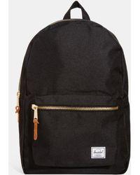 Herschel Supply Co. Settlement Crepe Backpack - Grey