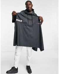 Nike City Made Pack Poncho - Black