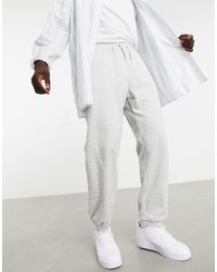 Weekday Standard Sweatpants - Gray