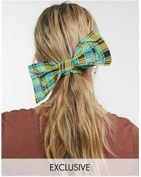 Reclaimed (vintage) Inspired Hair Bow - Multicolour