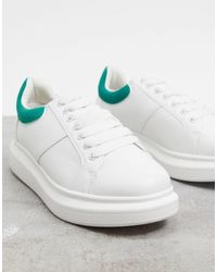 Loyalty & Faith Rapture Chunky Sole Trainers - White