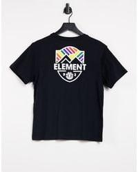 Element Beaming T-shirt - Black
