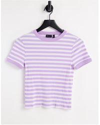 ASOS Slim Fit T-shirt - Purple