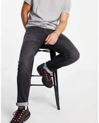 Armani Exchange J13 Skinny Fit Jeans - Grey