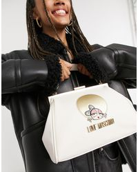 Love Moschino Look At Me Bag With Claso - Multicolor