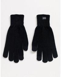 Jack & Jones – e Handschuhe - Schwarz