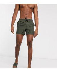 ASOS Tall Swim Short - Green