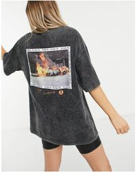 The Couture Club Graphic T-shirt - Grey
