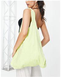 ASOS 4505 Tote Bag - Green