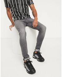 Wrangler Bryson Skinny Jeans - Grey
