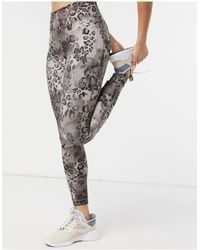 Reebok Training Lux legging - Grey