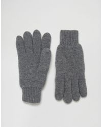 SELECTED - Gloves In Wool - Lyst