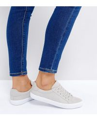 ASOS - Asos Devlin Lace Up Sneakers - Lyst