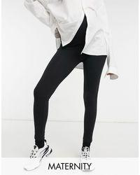 New Look Highwaist leggings - Black