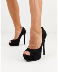 Truffle Collection Heels for Women - Up
