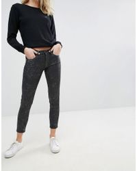 Polo Ralph Lauren - Coated Skinny Jeans - Lyst