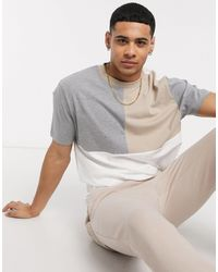 ASOS Camiseta holgada - Blanco