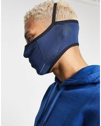 Oakley – Anliegende Gesichtsmaske - Blau