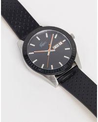 Lacoste - Черные Наручные Часы -черный - Lyst