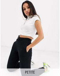 Collusion Petite Skinny jogger - Black