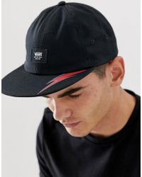3f05be8e51a Vans Milford Beanie In Black Vuoublk in Black for Men - Lyst