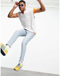 ASOS - – Skinny-Jeans - Lyst