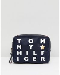 Tommy Hilfiger - Star Logo Toiletry Bag - Lyst