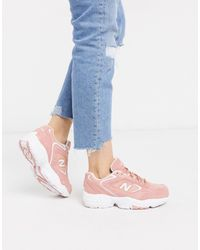 New Balance 452 - Sneakers chunky rosa